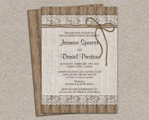 diy-rustic-engagement-invitation