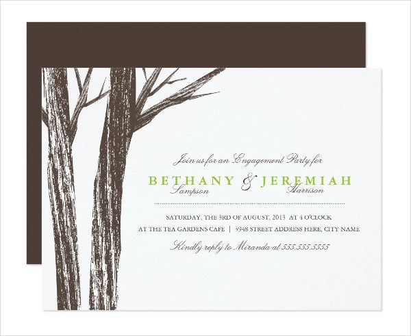 rustic-engagement-dinner-invitation
