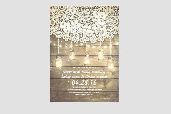 vintage-engagement-party-invitation