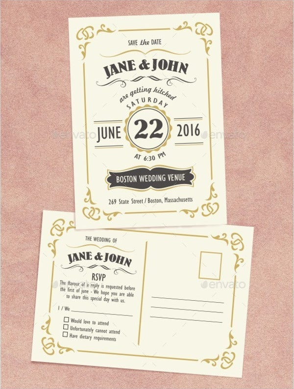 7  wedding reception program templates