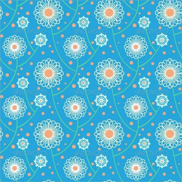 blank flower template for children