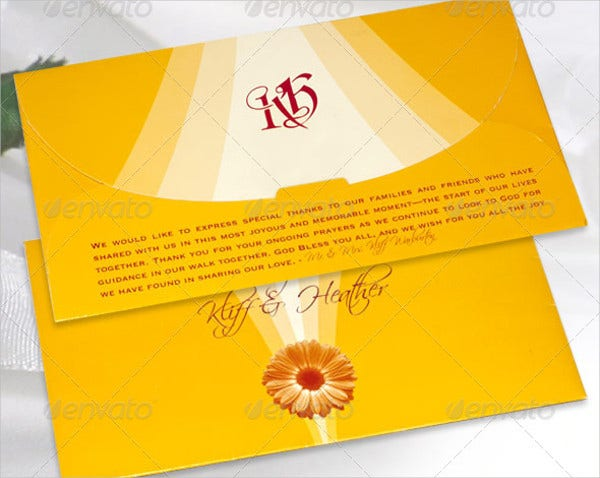 8+ Wedding Event Program Templates - Psd, Vector Eps, Ai