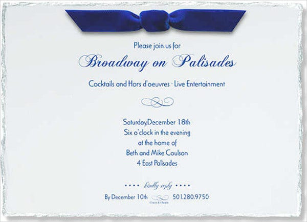 Marvelous Corporate Breakfast Invitation Wording  Corporate Invitation Format