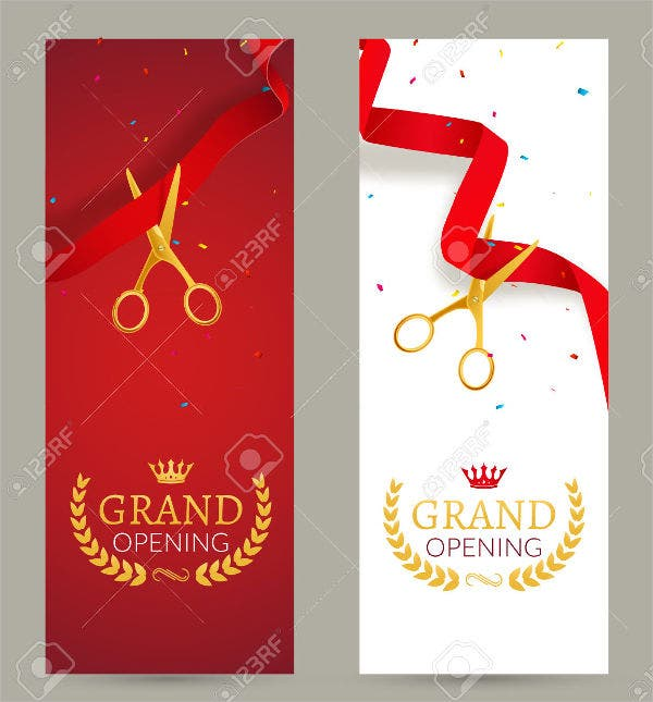 grand opening event invitation banner3