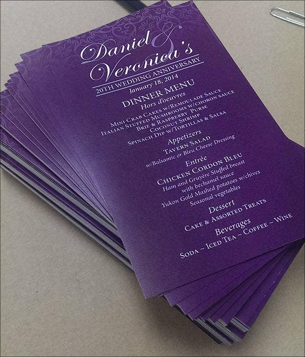 wedding-anniversary-dinner-program-template