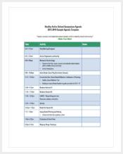 school-agenda-template-free