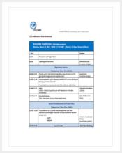school-conference-agenda-template
