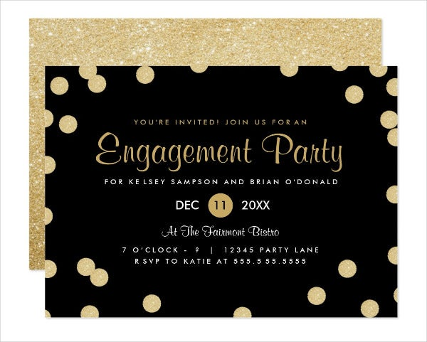 confetti-engagement-ceremony-invitation