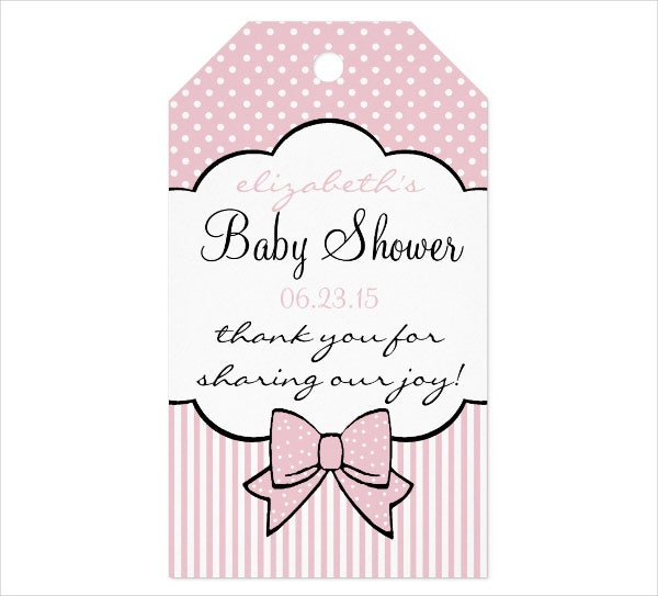 baby shower thank you gift tag1