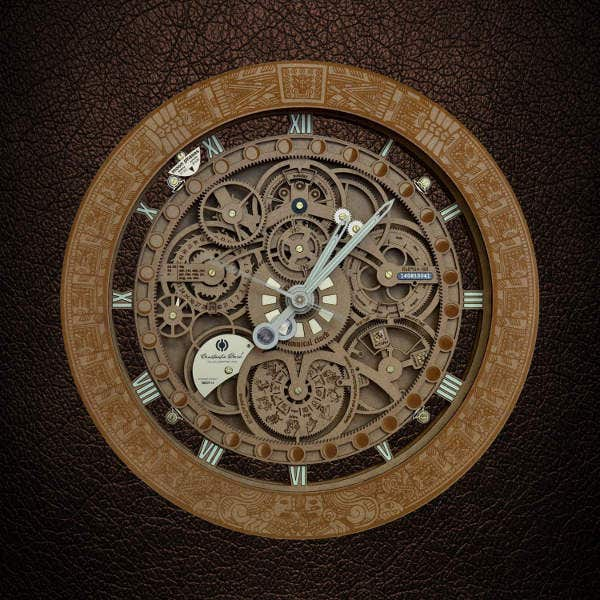8+ Wall Clock Templates