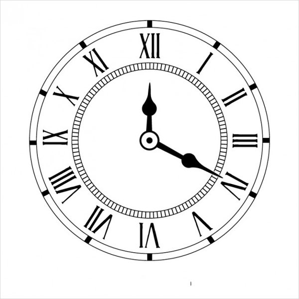 8+ Wall Clock Templates - Psd, Vector Eps, Ai Illustrator Download