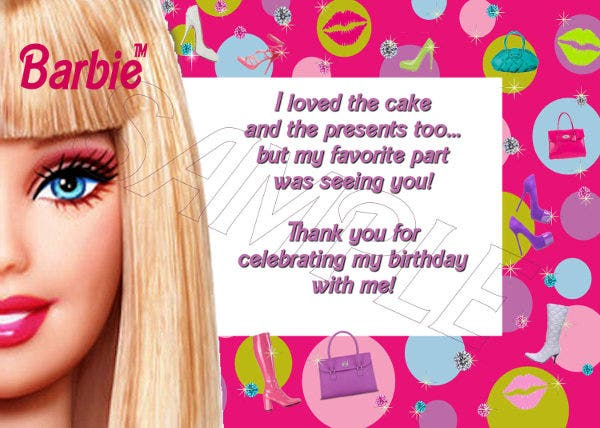 barbie-birthday-thank-you-card
