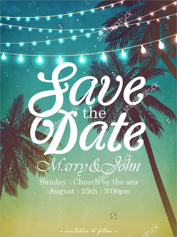 Wedding Festival Poster