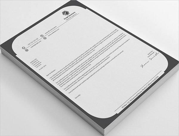 real-estate-marketing-company-letterhead-design