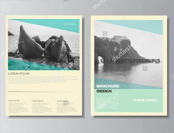 Vintage Travel Catalog Template