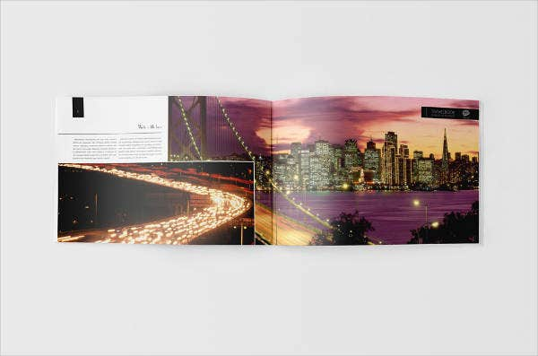 Indesign Travel Catalog Template