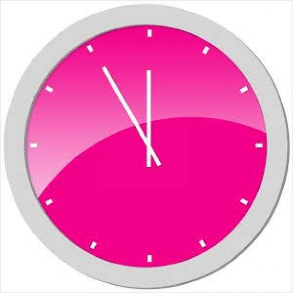 8 Blank Clock Templates Psd Vector Eps Ai Illustrator