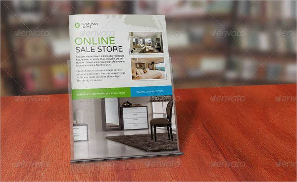 product sales catalog template