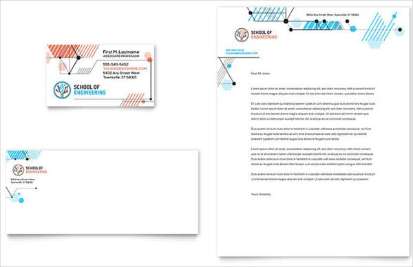 Professional Business Cards and Letterhead Design