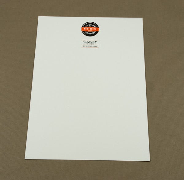Automotive Business Repair Shop Letterhead Template