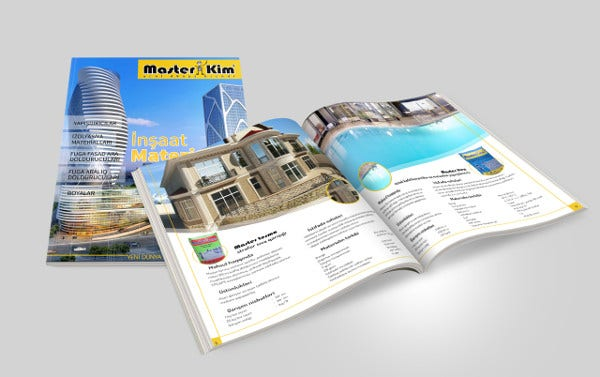 Urban Real Estate Catalog Template