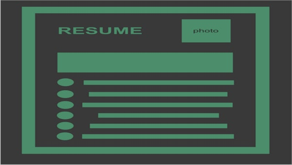 fresher resume format templates