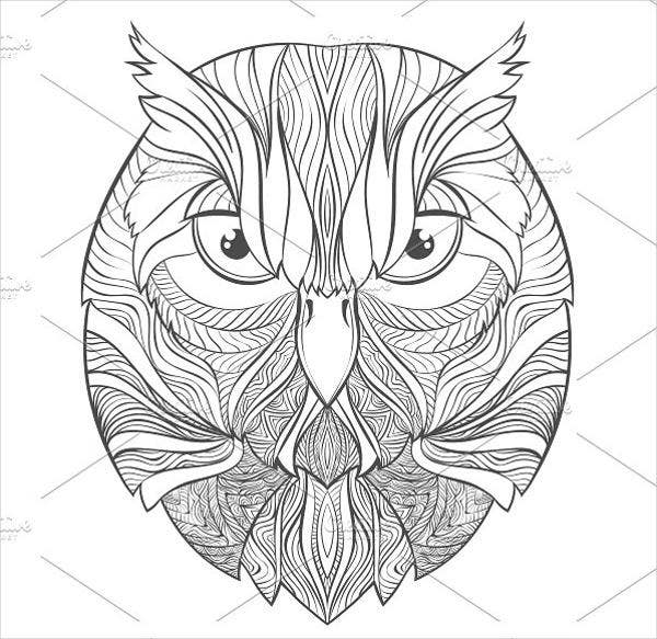 tropical-bird-coloring-page