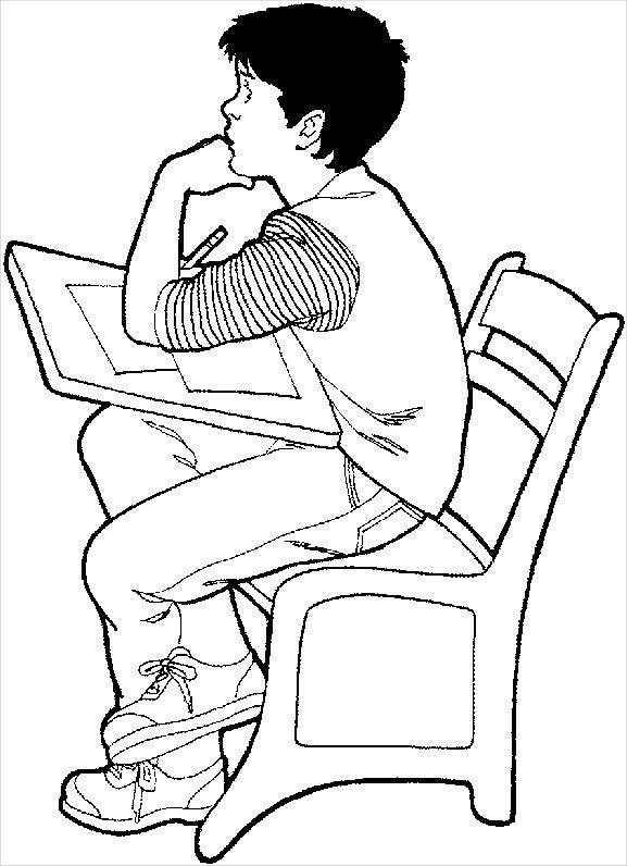 free-printable-boy-coloring-page
