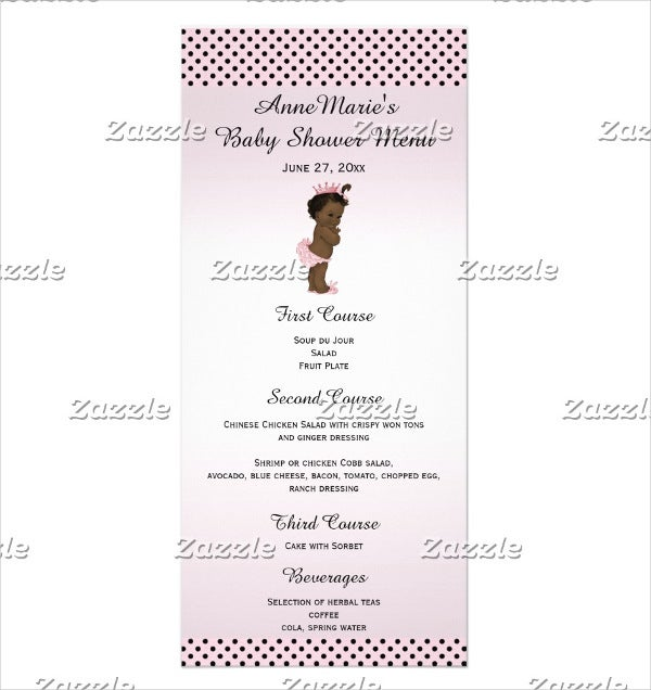 photo-baby-shower-menu-design