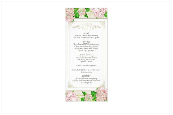 Event Menu Templates  Psd Vector Eps Ai Illustrator Download