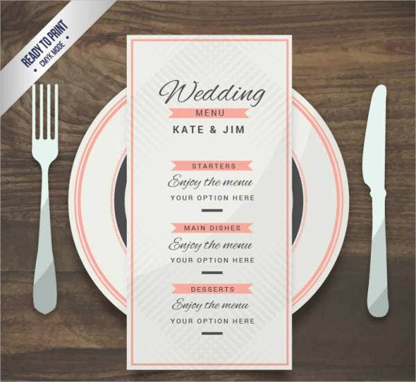 wedding-food-menu-template