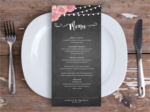 rustic-chalkboard-wedding-menu-template