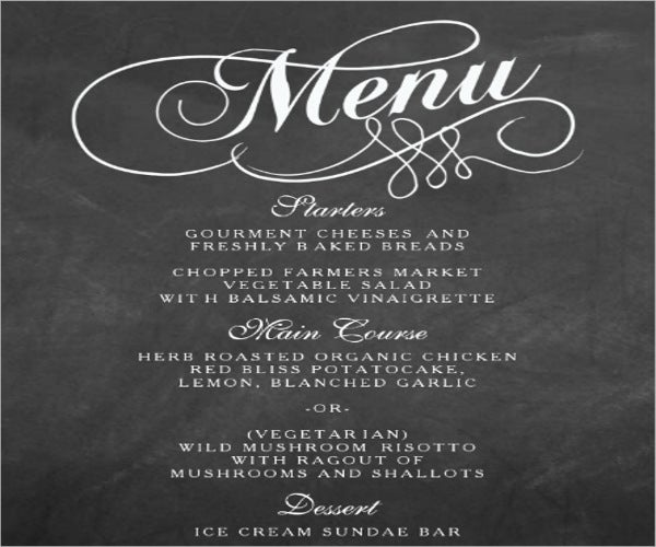 personalized-chalkboard-wedding-menu-template