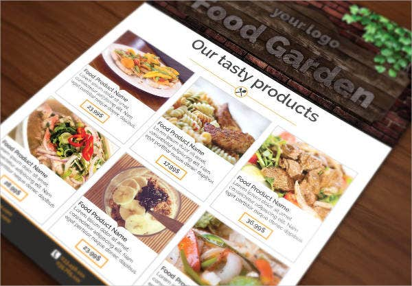 buffet-menu-card-template