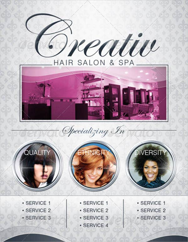 spa-and-salon-menu-template