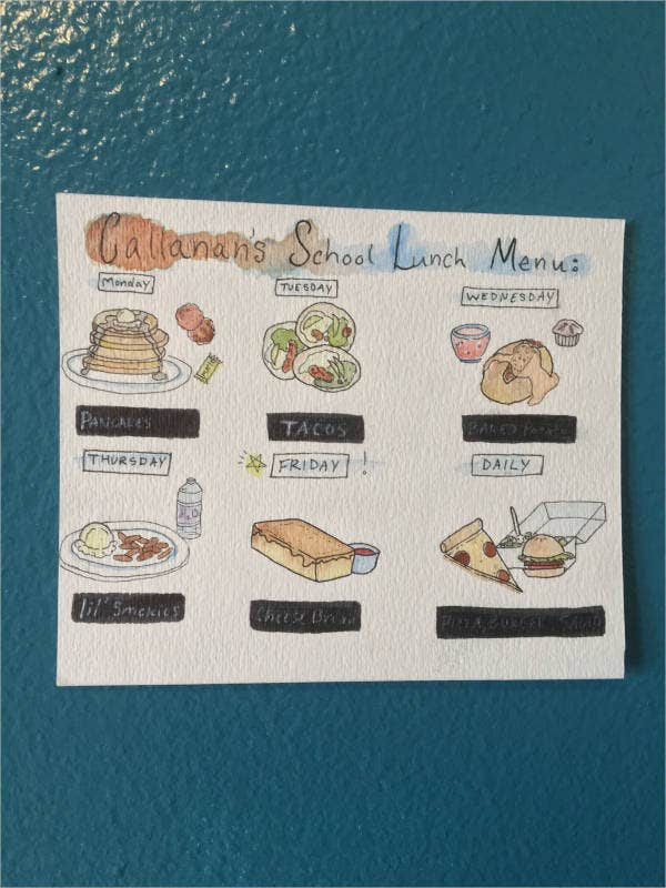 preschool-lunch-menu-design