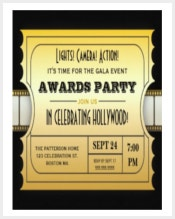annual-movie-awards-party-golden-ticket
