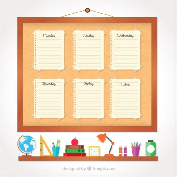 preschool menu planner template1