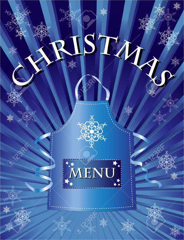 christmas-eve-banquet-menu-template