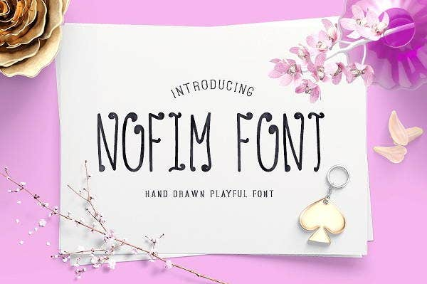 fancy-thin-font