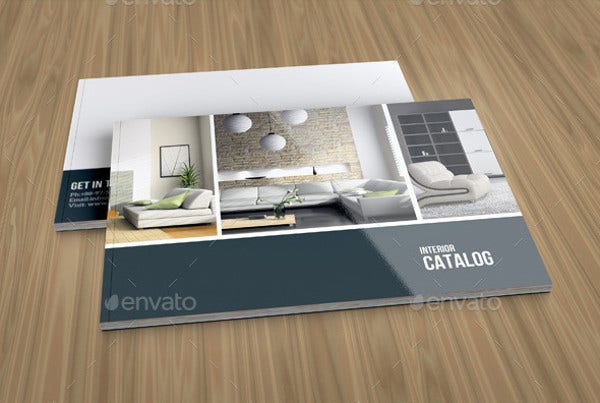 24 catalog layout templates free psd eps format download free