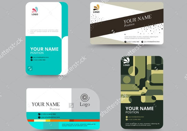 Business Card Layout Templates Free PSD EPS Format Download - Business card layout template