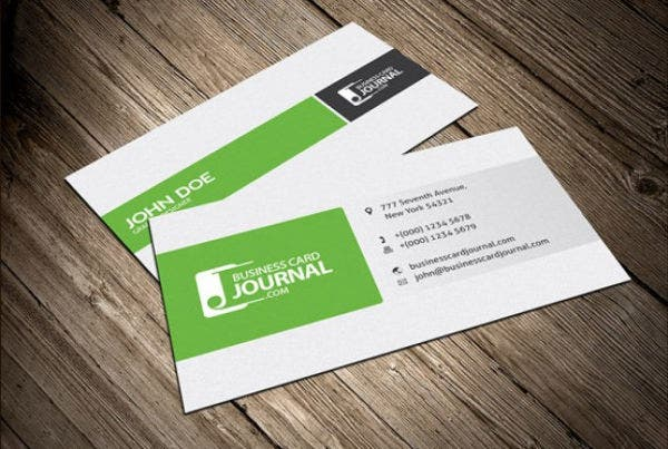 9 business card layout templates free psd eps format