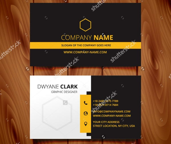 9 business card layout templates free psd eps format download modern business card layout template wajeb Gallery