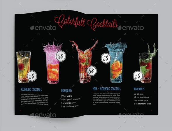 cocktail-menu-layout-template