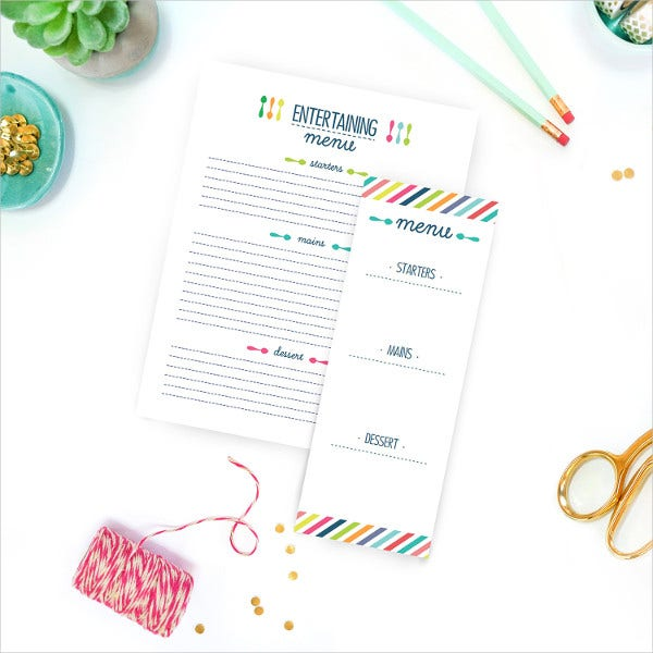 printable-menu-layout-template