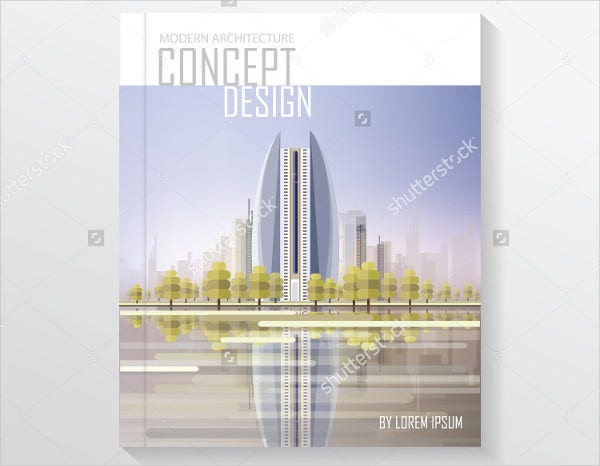 Real Estate Brochure Cover Design