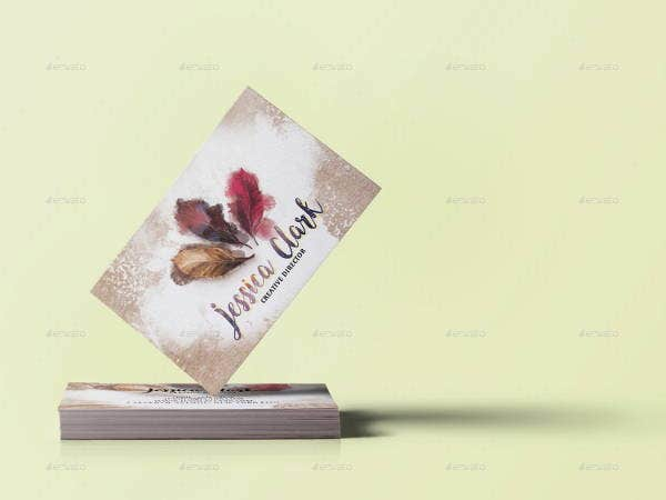 autumn-watercolor-business-card