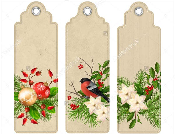 8 vintage bookmark templates psd ai vector eps free for Design a bookmark template