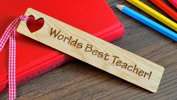 teacher bookmark templates